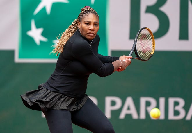 French Open Serena Williams withdraws on day four due to injury
