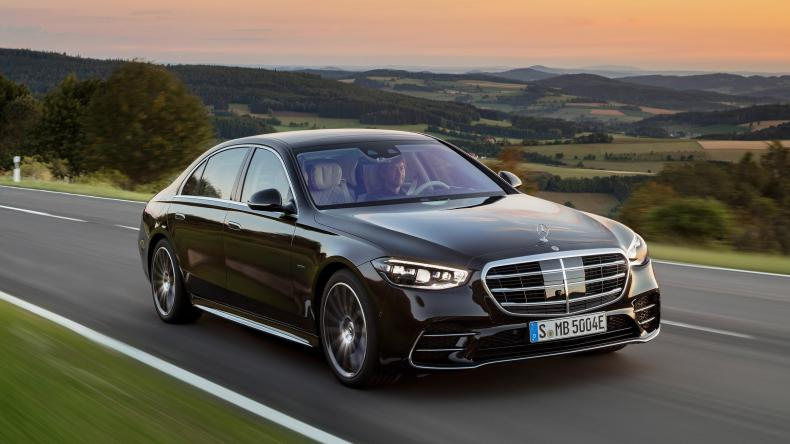 The 2021 Mercedes S-Class has been launched