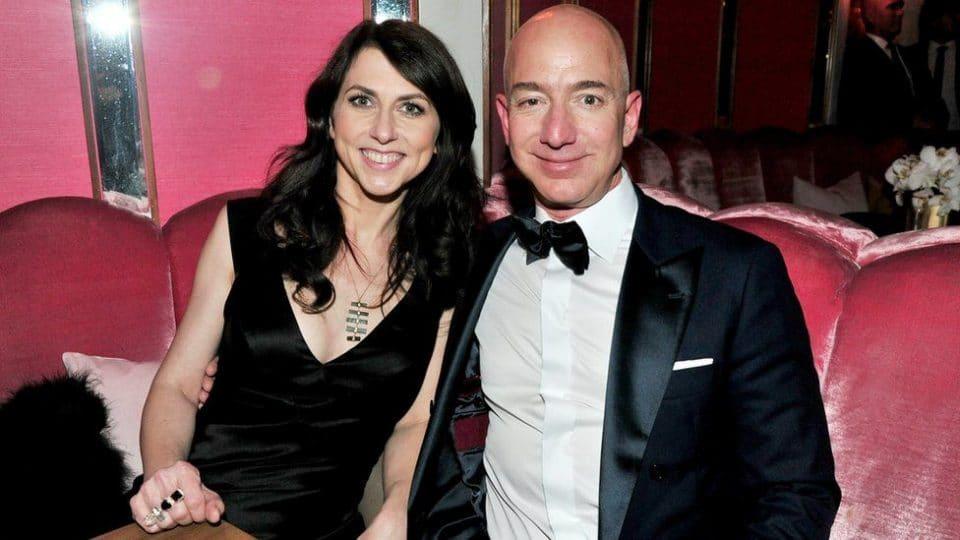 MacKenzie Scott gives away $4.2bn in four months
