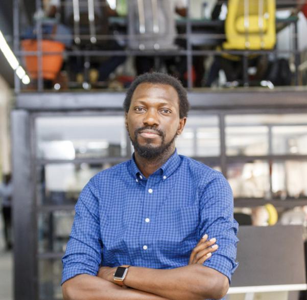 Flutterwave CEO, Olugbenga Agboola