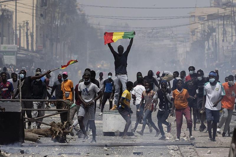 Senegal protests intensifies as opposition leader faces rape charge