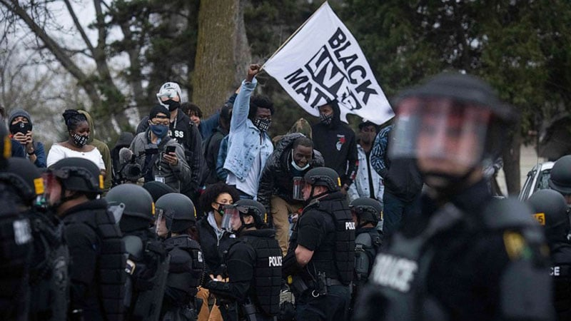 Daunte Wright: Another US Police killing in Minnesota starts unrest