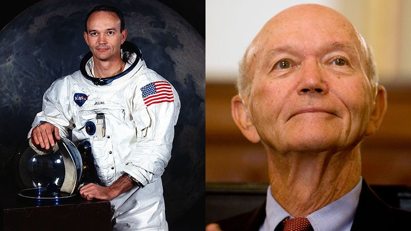 Michael Collins, pilot of the Apollo 11 command module, has died at age 90