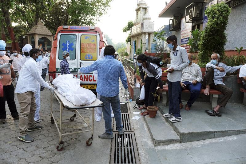 Why India has so many COVID cases