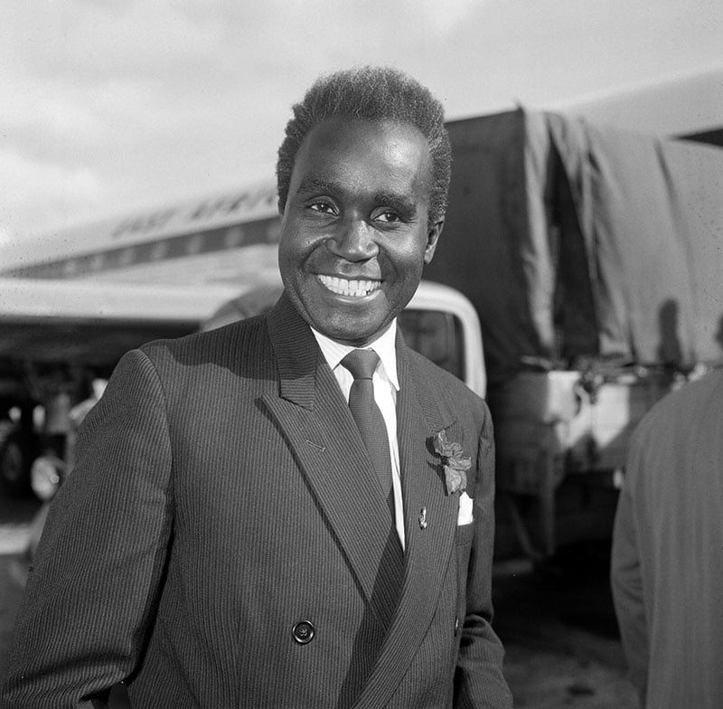 Kenneth Kaunda, an Icon of African Independence is Dead at 97