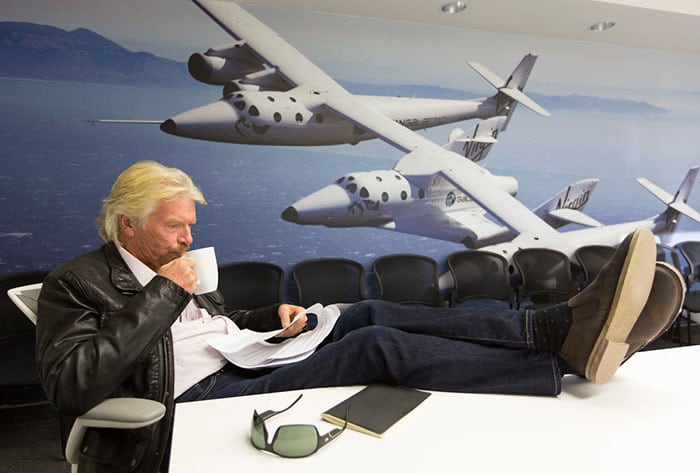 Richard Branson's Virgin Galactic flight ushers in the era of Space Tourism