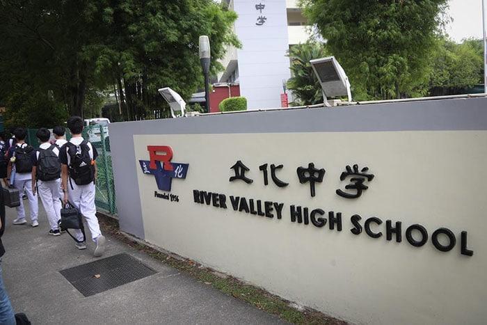 Singapore school killing: police arrest teen