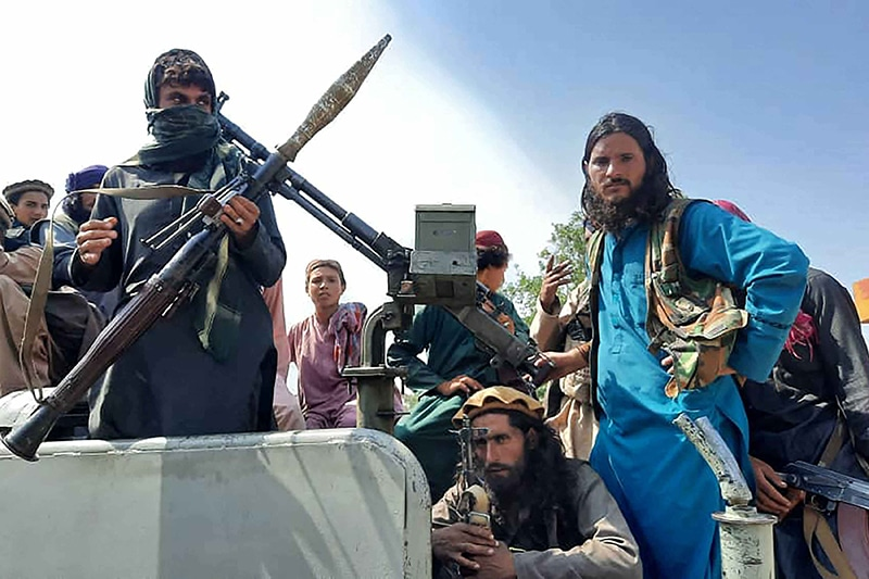 Who are the Taliban